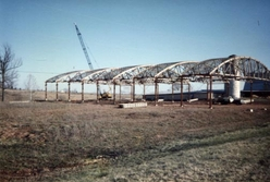 100'X220' Clear Span Barn by Bitner Construction