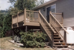 Deck by Bitner Construction