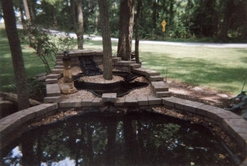 Fish Pond by Bitner Construction