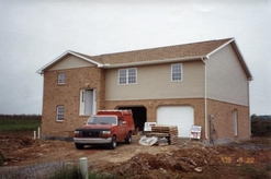 New Home with Large Rooms by Bitner Construction